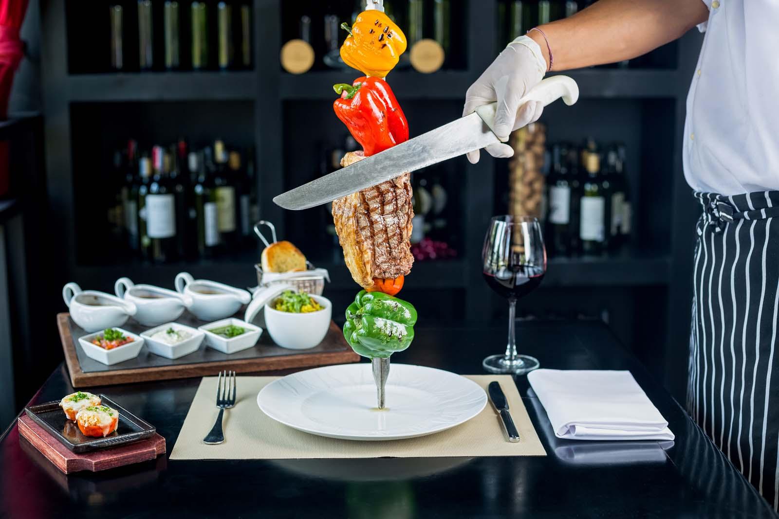El Gaucho Steakhouse - Churrasco