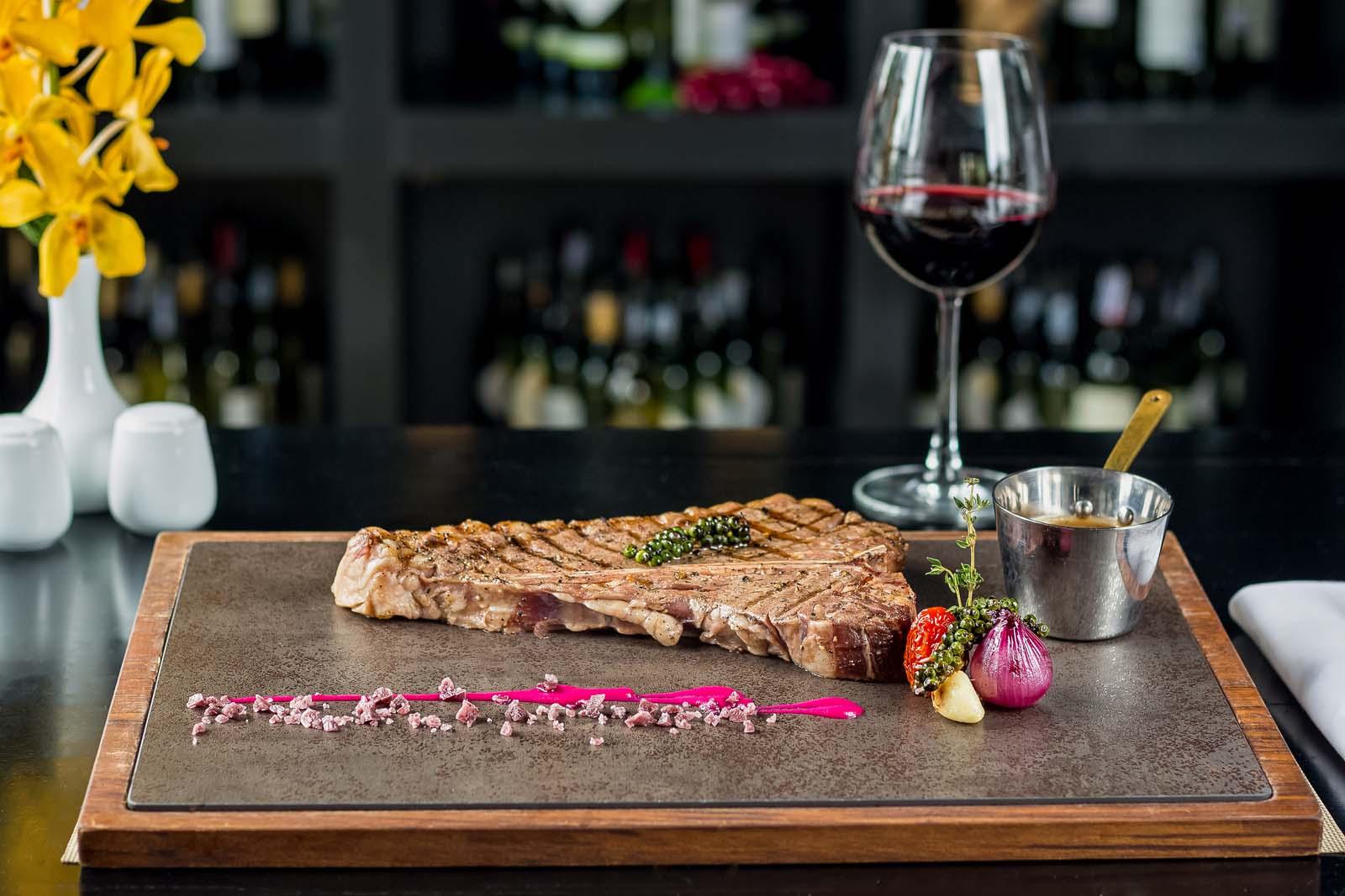 El Gaucho Steakhouse - T-Bone