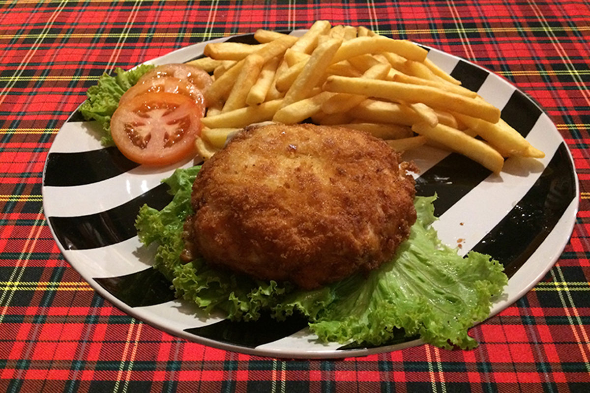 Colombo Bar - Cordon Bleu