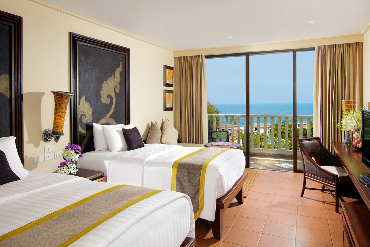 Movenpick Karon - Superior Sea View Room