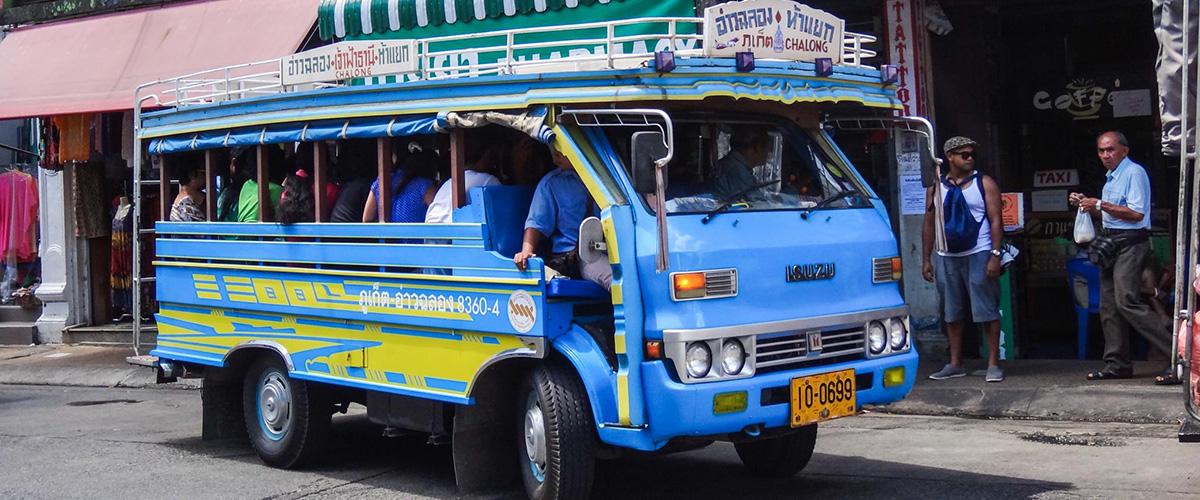 Phuket Transportation