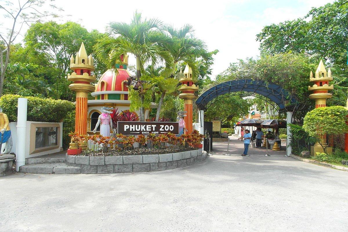 Chalong - Phuket Zoo