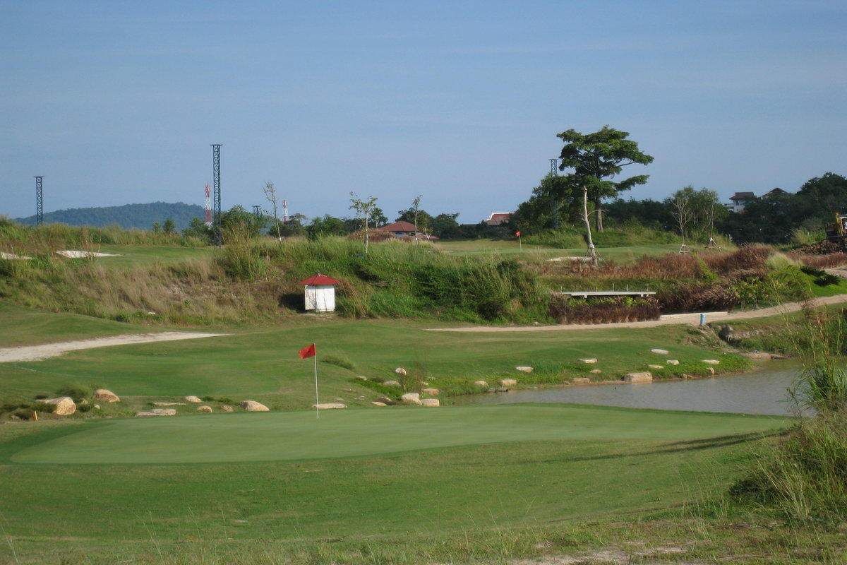 Chalong - Phunaka Golf Course