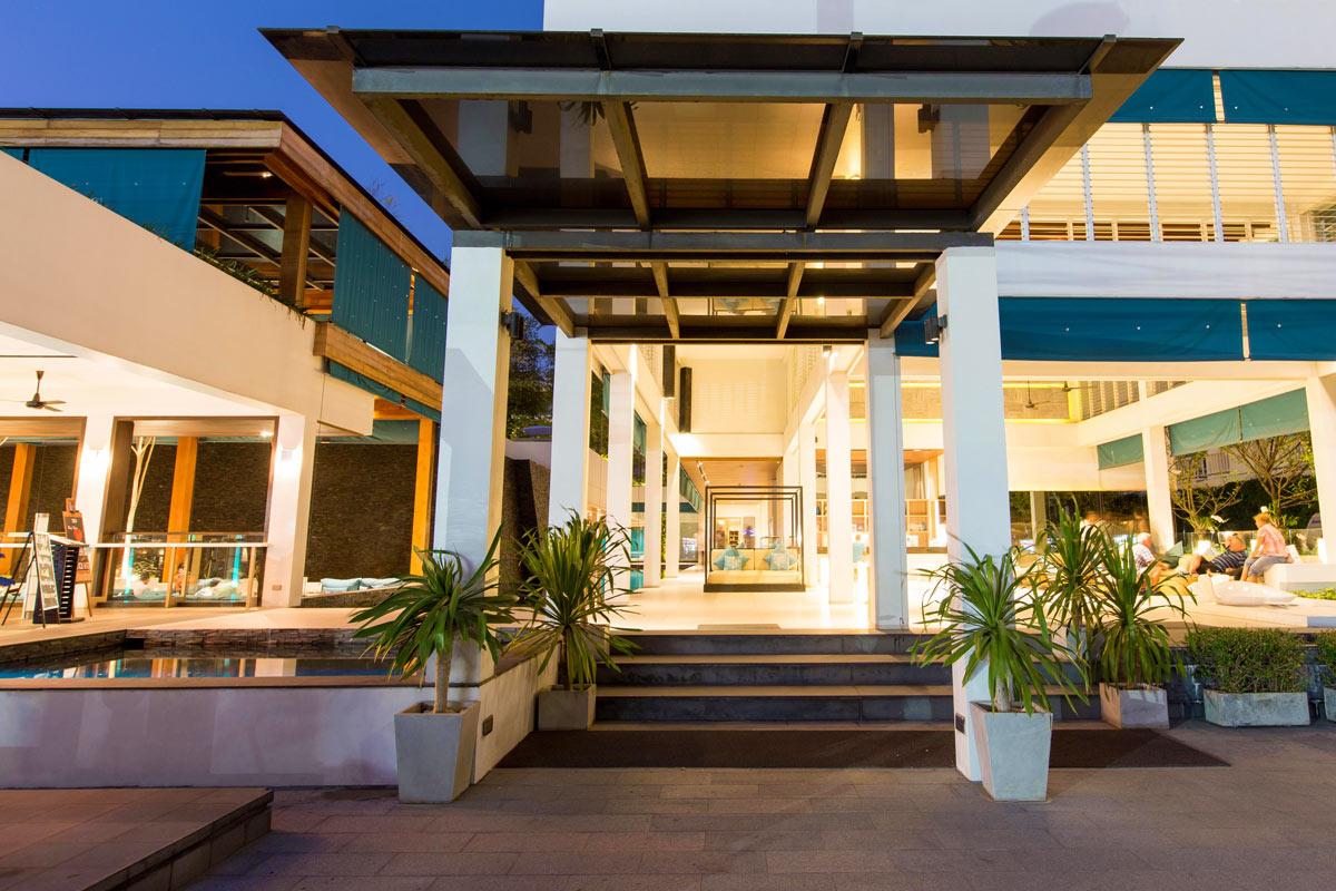 X2 Vibe Patong - Entrance