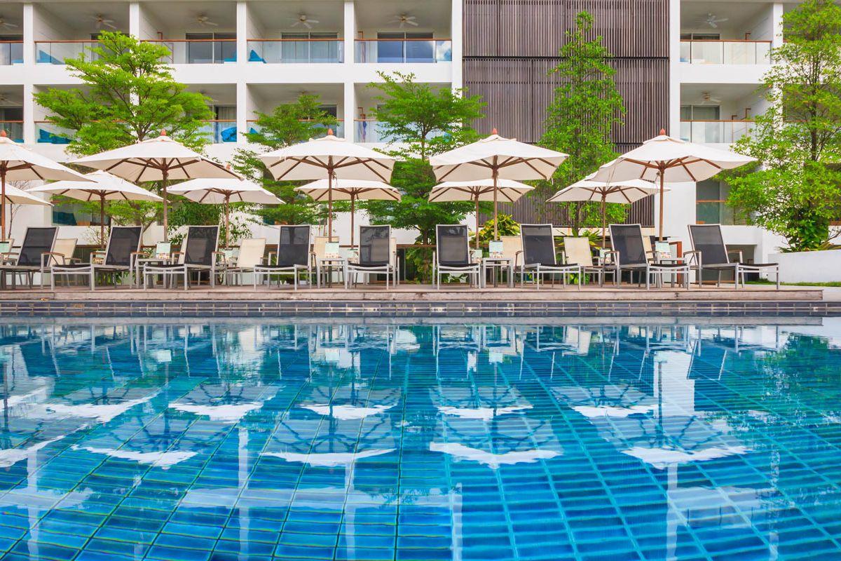 X2 Vibe Patong - Swimming Pool