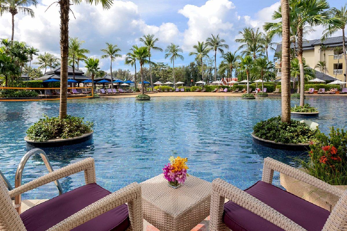 Angsana Laguna Phuket - Laguna Poolside Room