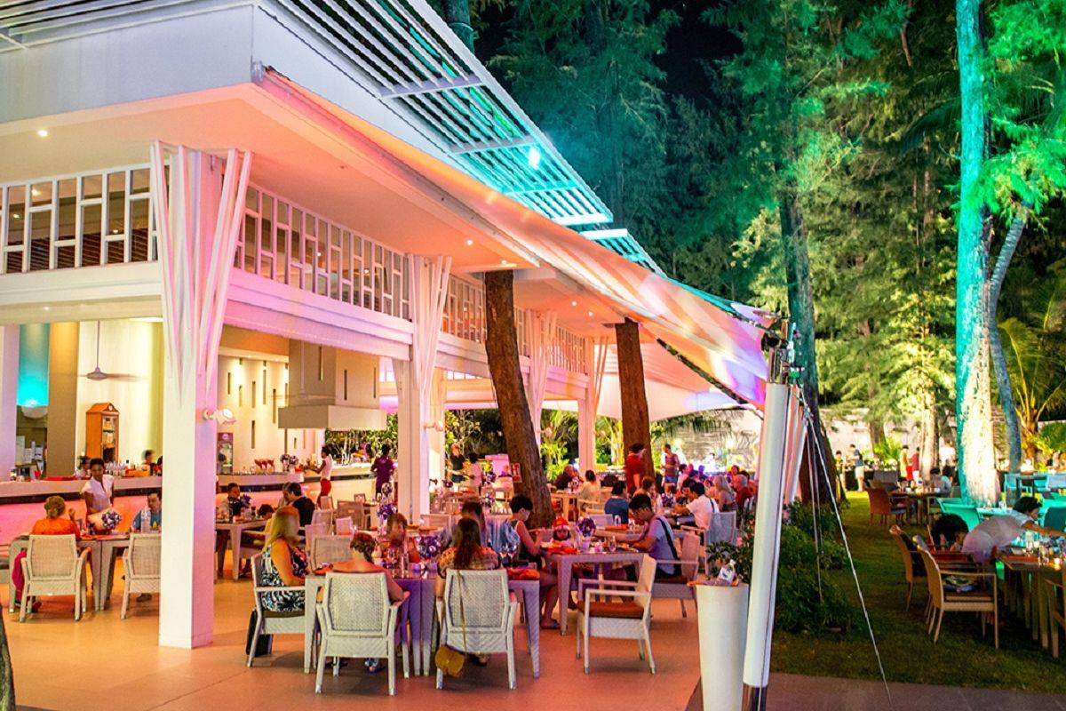 Angsana Laguna Phuket - Xana Beach Club