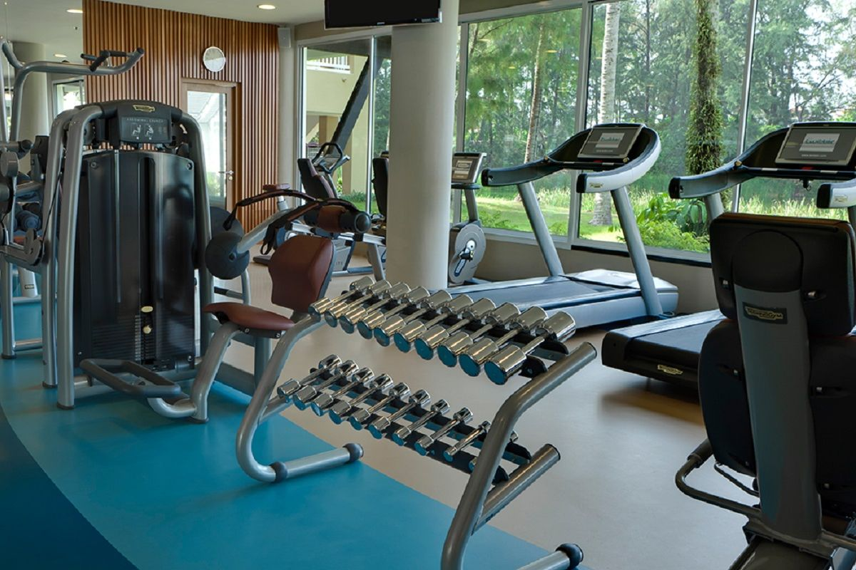 Angsana Laguna Phuket - Fitness Center