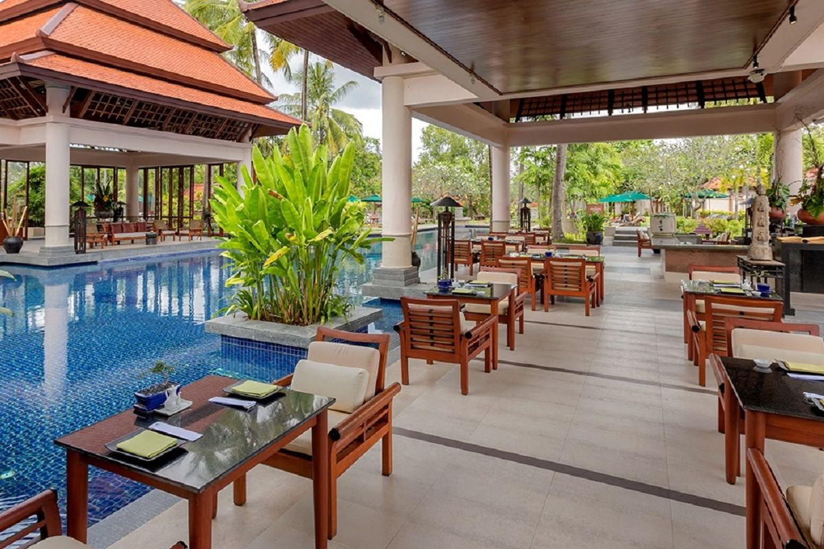 Banyan Tree Phuket - Tamarind Restaurant
