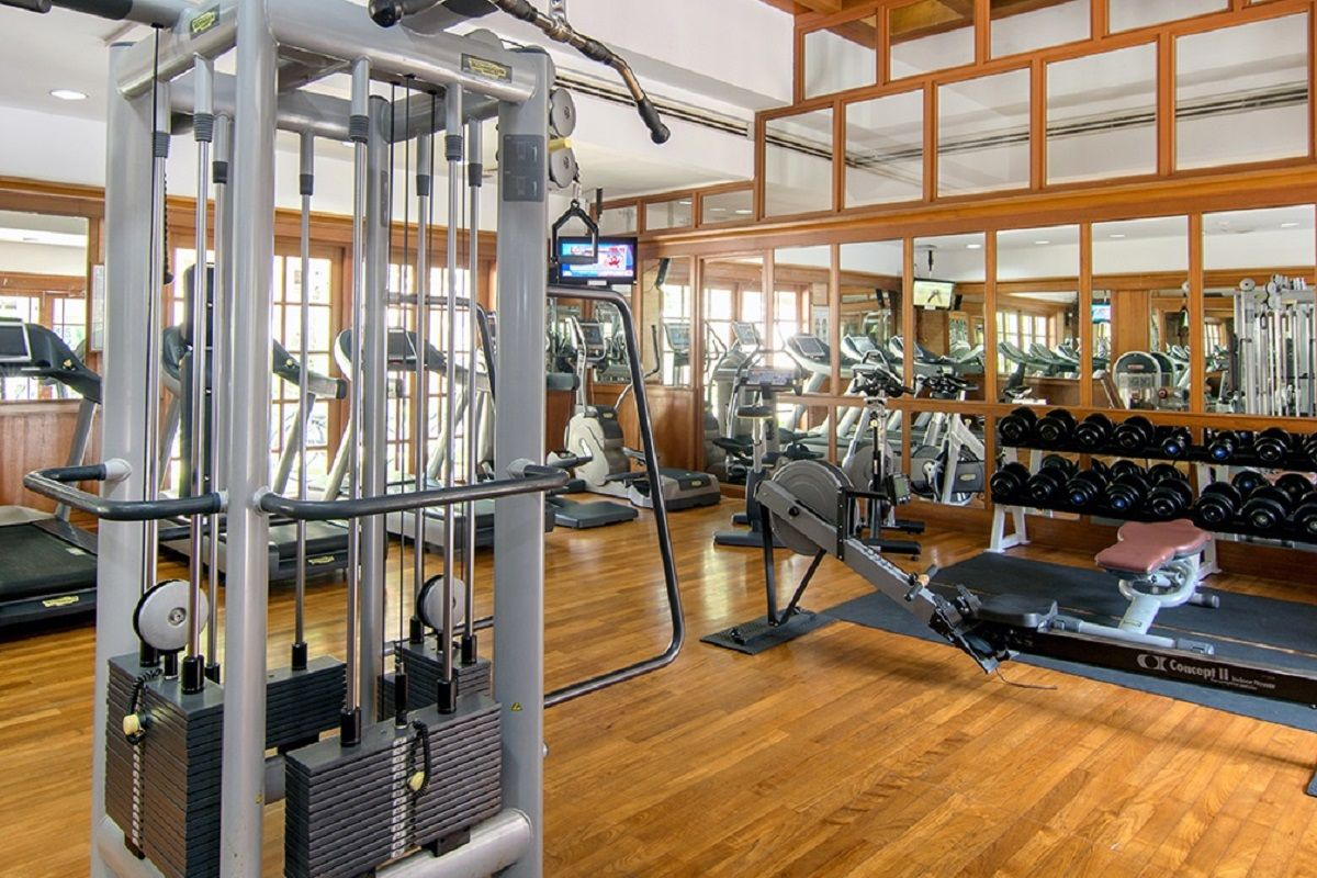 Banyan Tree Phuket - Fitness Center