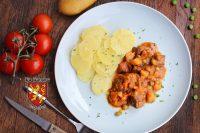Da Sandro Restaurant - Spazzettini Beef Stew