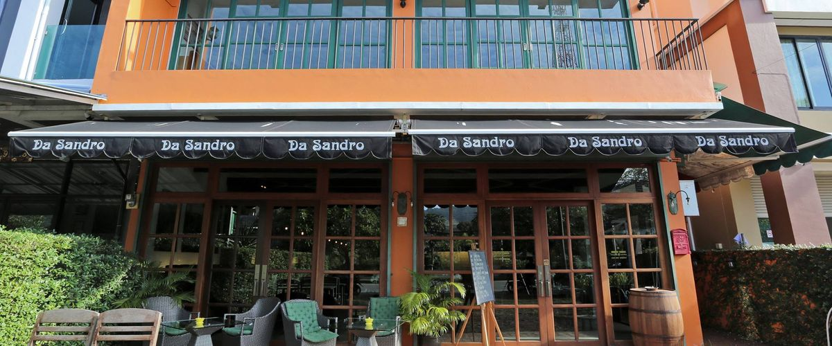Da Sandro Restaurant - Teaser