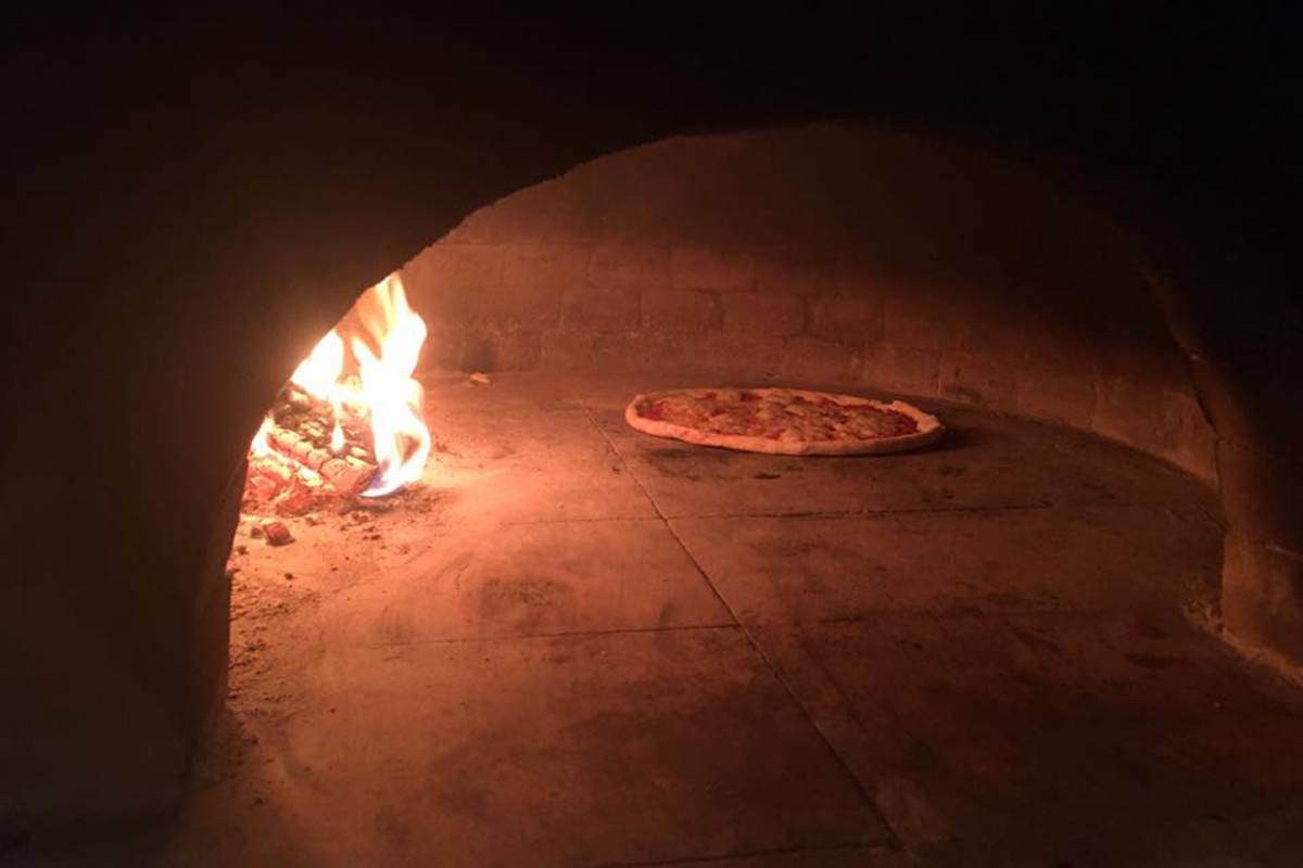 Da Puccio Restaurant - Traditional Oven
