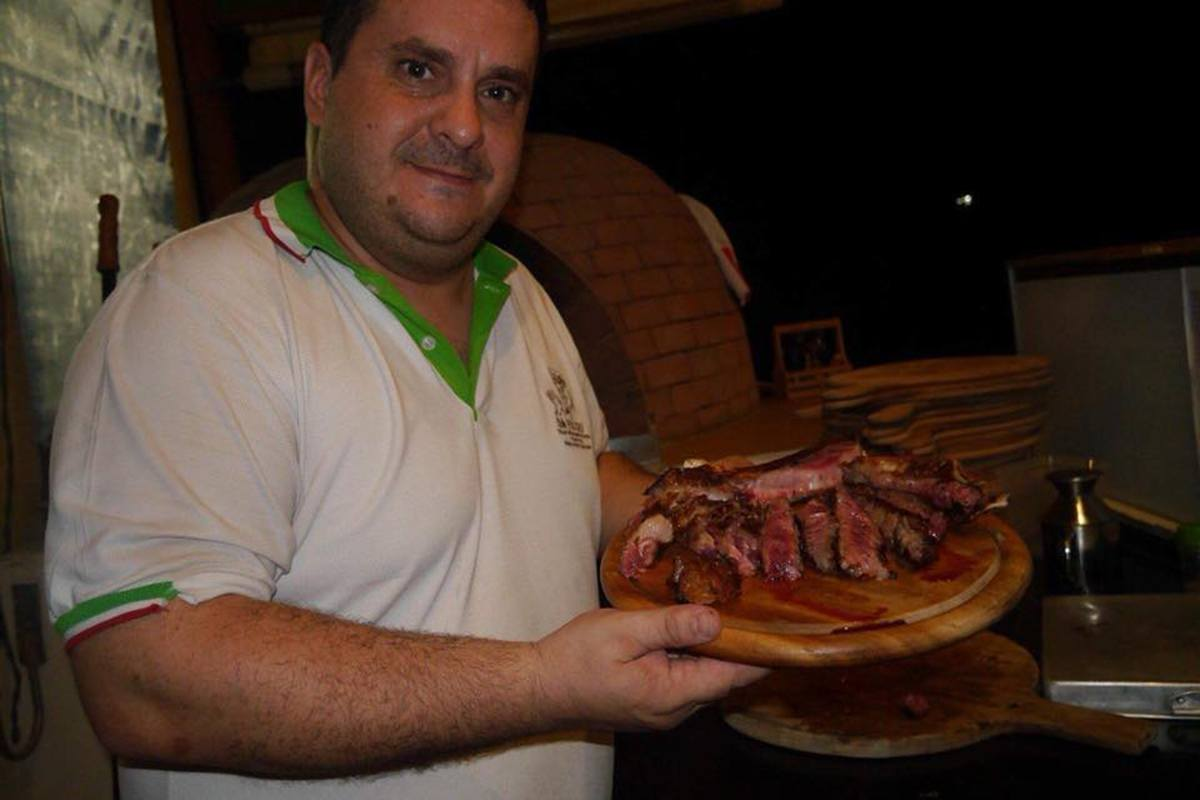 Da Puccio Restaurant - The Owner, Puccio
