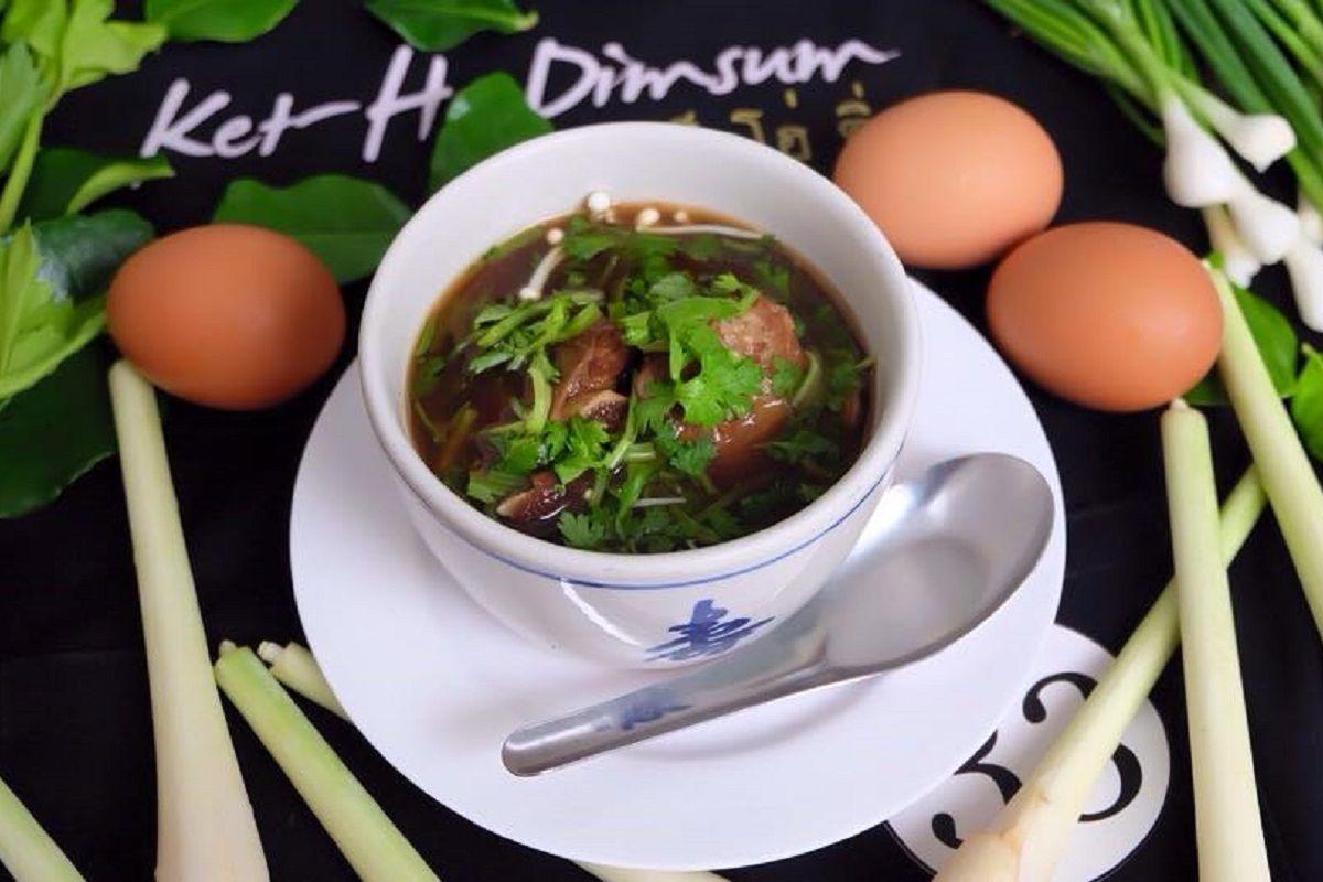 Ketho Dim Sum - Food