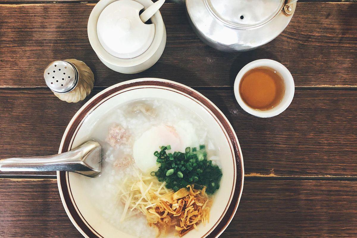 Ketho Dim Sum - Porridge