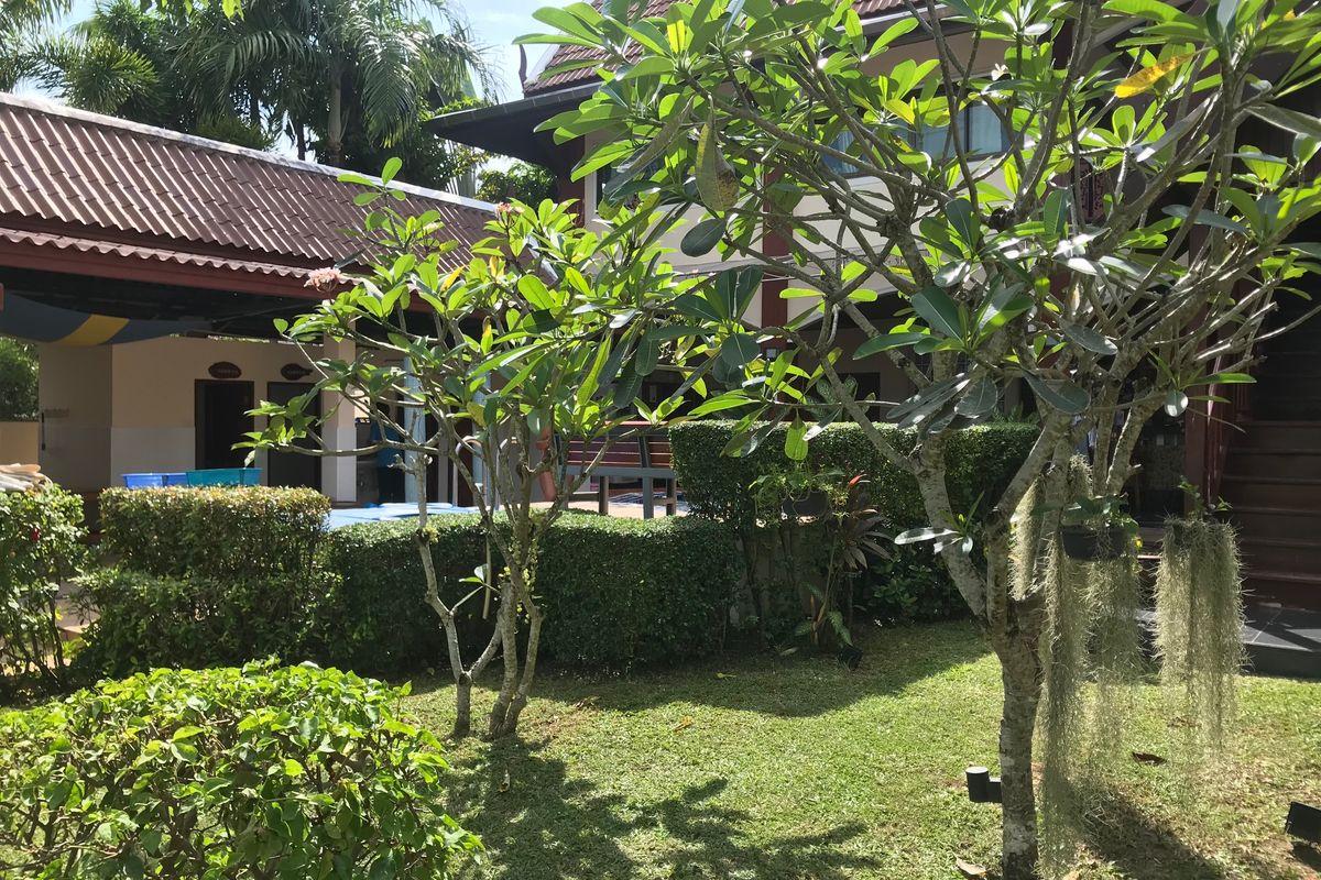 Pakpon Relax - Garden view