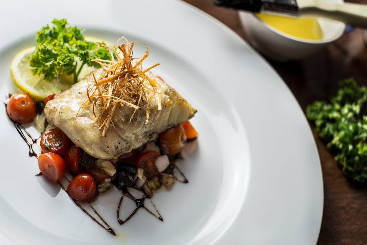 Rendez-Vous Restaurant - Fish Fillet