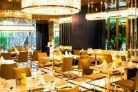 Glam Habitat Hotel - Sapphire Restaurant