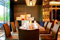 Glam Habitat Hotel - Sapphire Restaurant 2