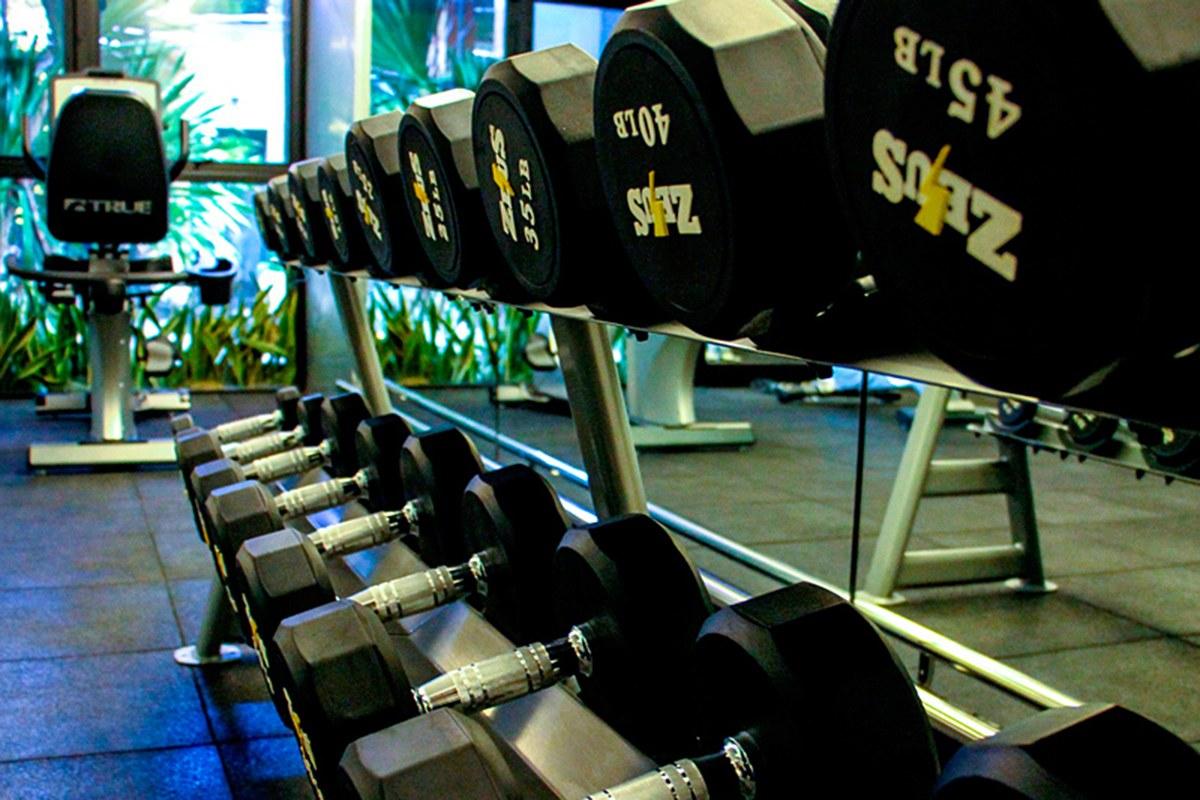 Glam Habitat Hotel - Fitness Center