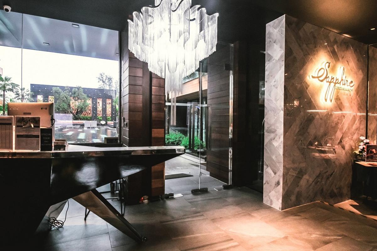 Glam Habitat Hotel - Lobby