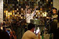 The Column Phuket - Band Playing