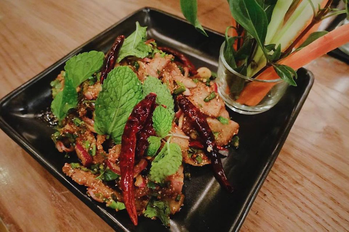The Column Phuket - Food