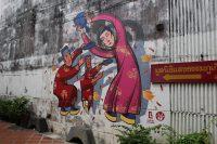 Phuket Town - Graffiti