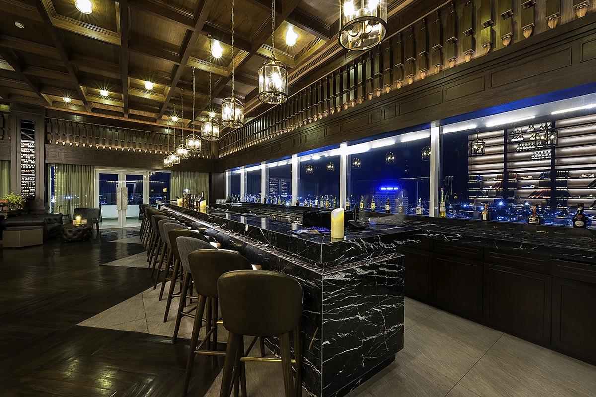 Estrela Sky Lounge - Interior View