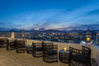 Estrela Sky Lounge - Exterior View