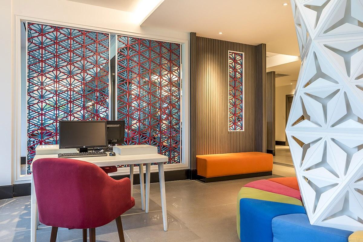 Ibis Style Phuket City - Lobby