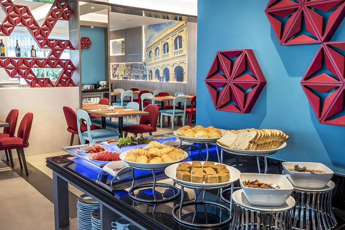 Ibis Style Phuket City - Harmony Restaurant