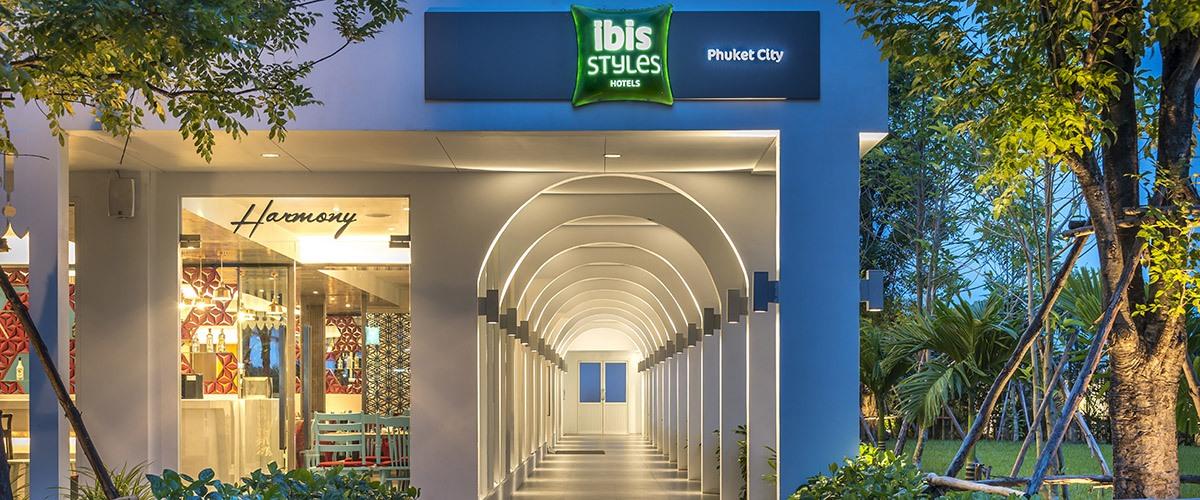 Ibis Styles Phuket City - Teaser