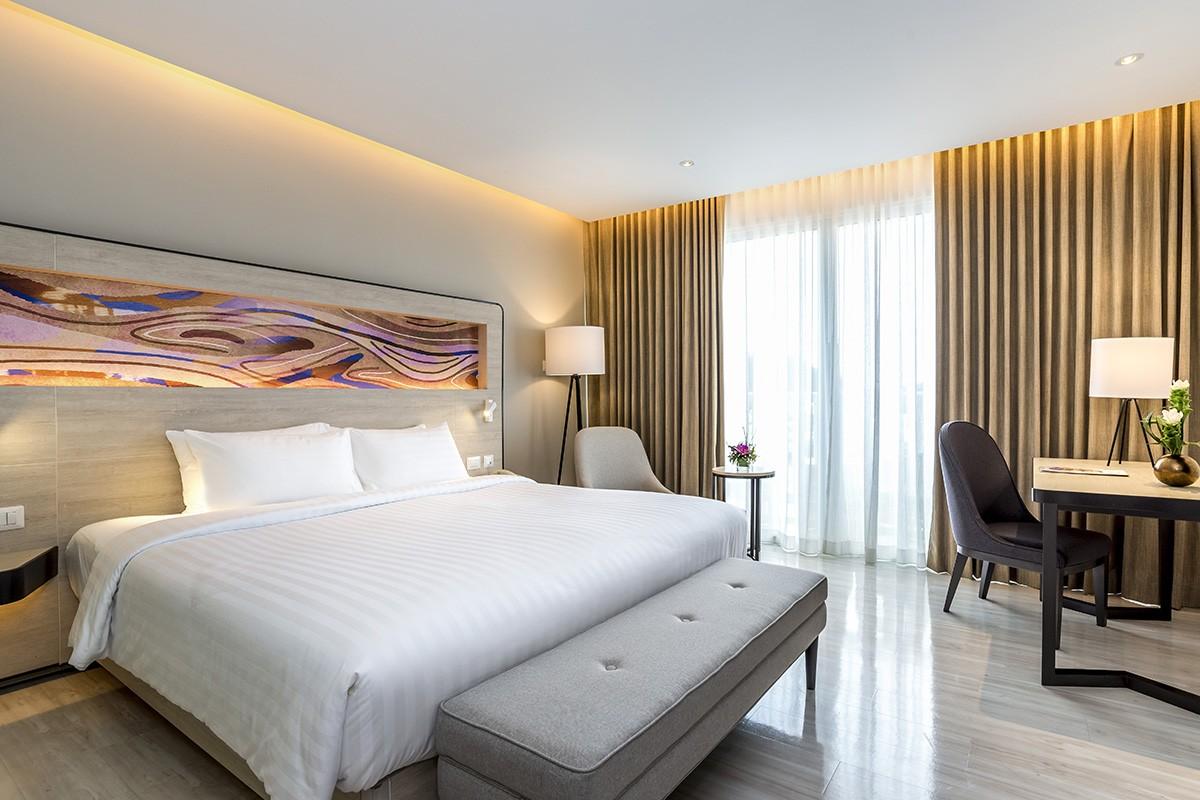 Novotel Phuket Phokeethra - Superior Room