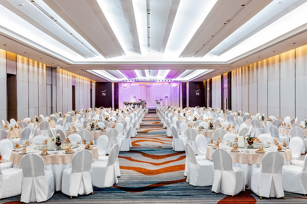 Novotel Phuket Phokeethra - Ballroom