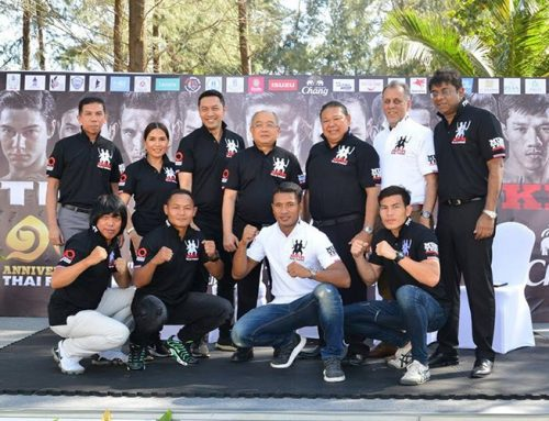 Laguna Phuket selected to host inaugural Thai Fight Phuket