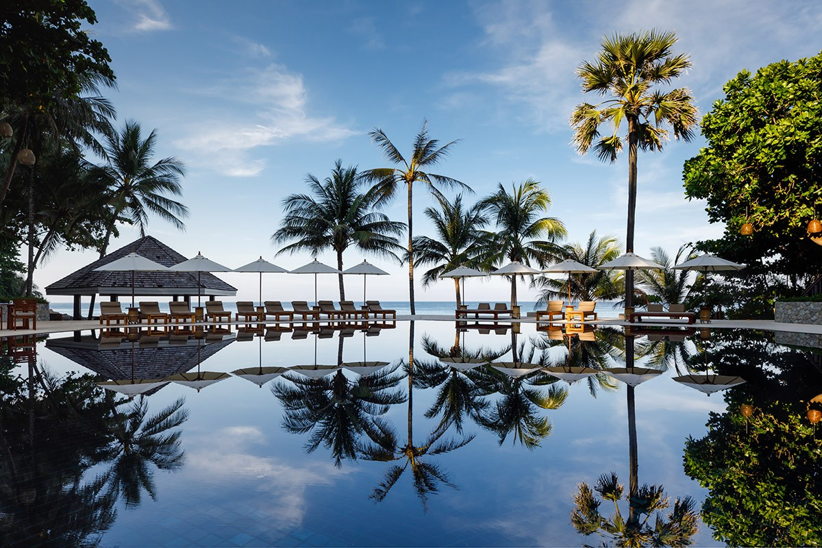 The Surin Phuket - Swimming Pool