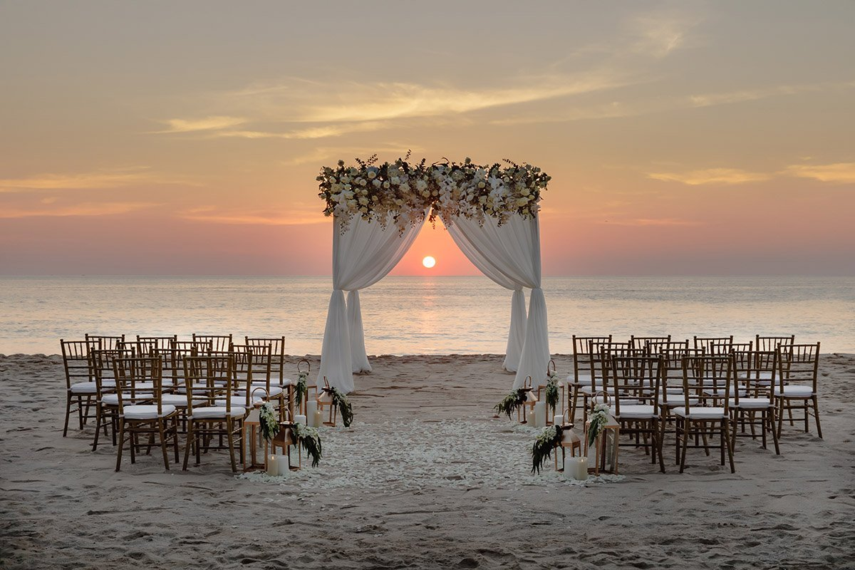 The Surin Phuket - Wedding