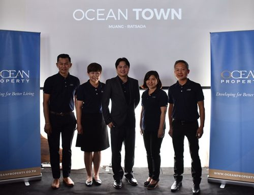 Ocean Property launches first Phuket development – Ocean Town Muang-Ratsada
