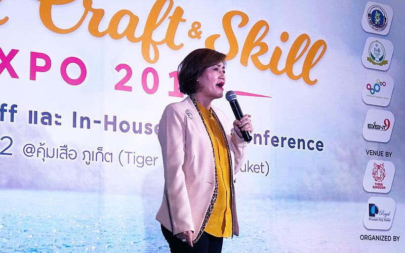 Phuket Hotel Craft & Skill Expo 2019 - 002