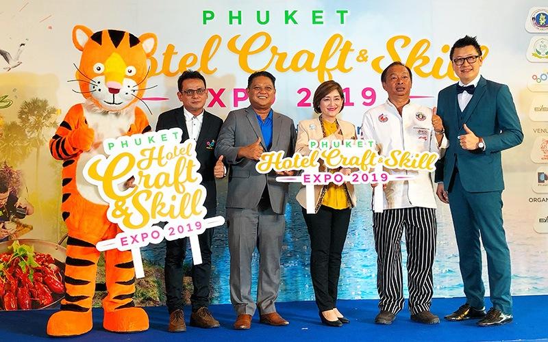 Phuket Hotel Craft & Skill Expo 2019 - 004
