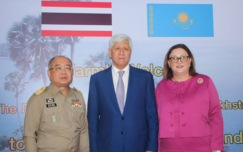 Phuket Welcomes Governor Almaty Kazakhstan - 001