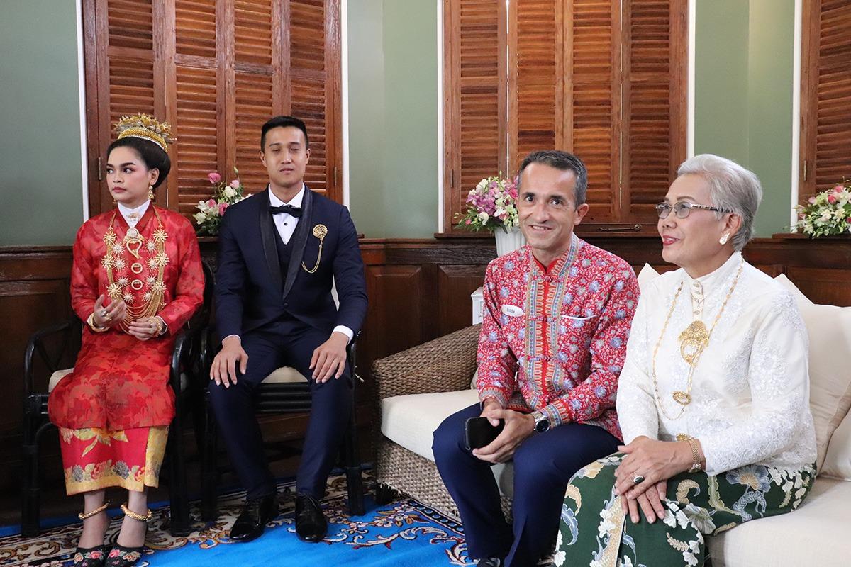 Baba Wedding Press Conference - 015