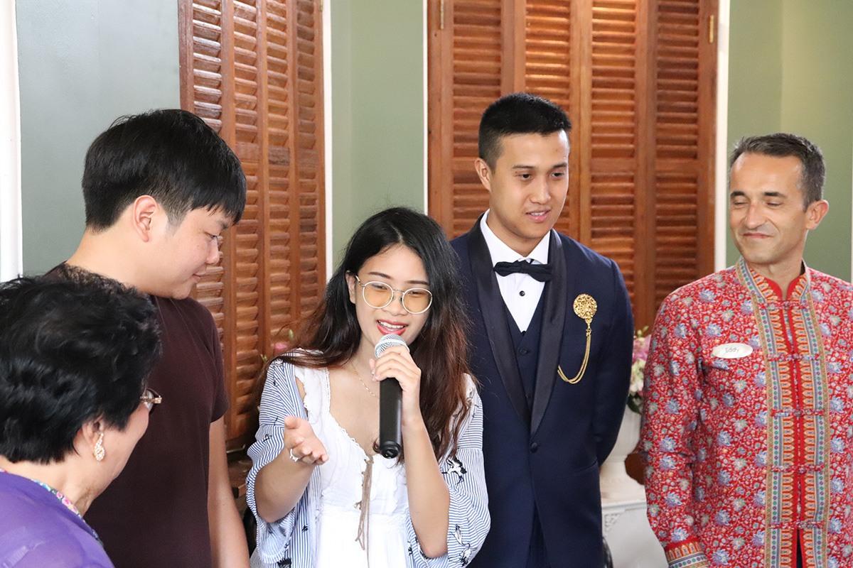 Baba Wedding Press Conference - 019