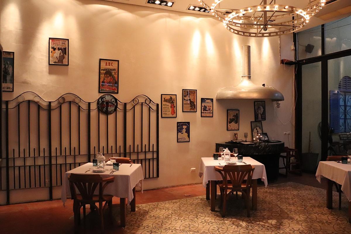 Brasserie Phuket - Interior View 2