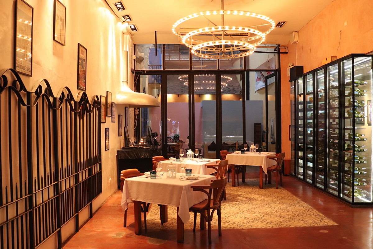 Brasserie Phuket - Interior View 3
