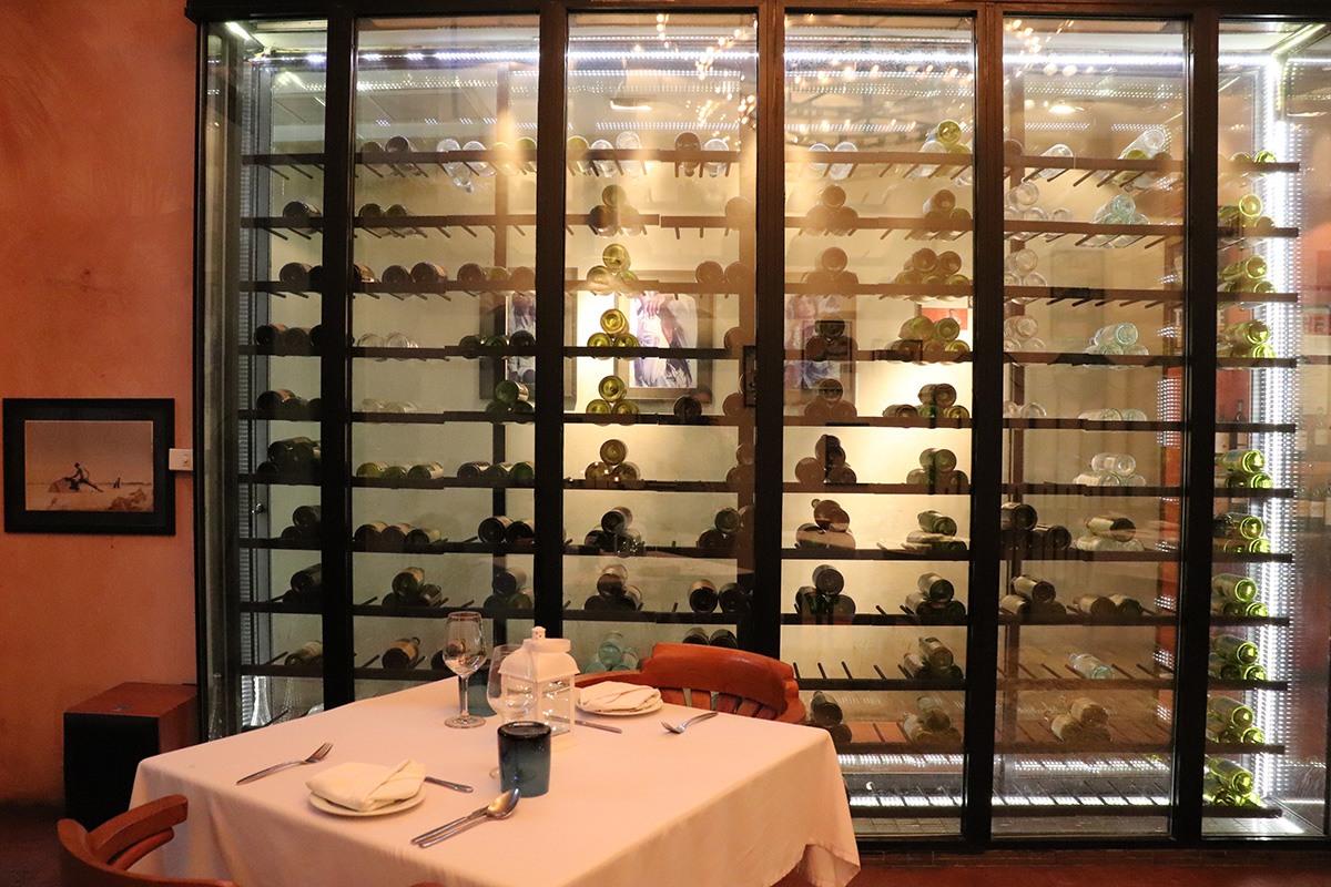 Brasserie Phuket - Wine Cave
