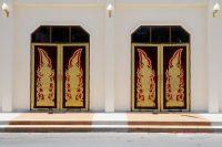Mongkol Nimit Temple - Decorations