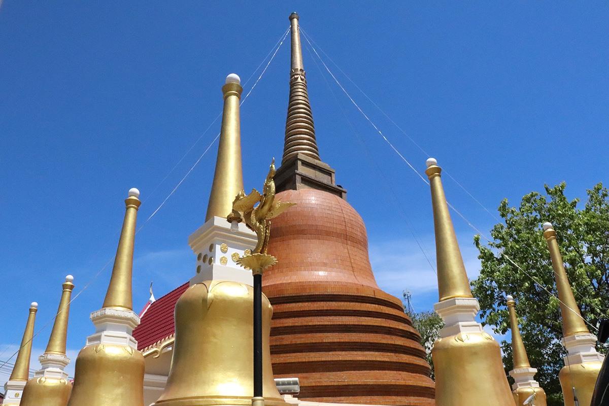 Mongkol Nimit Temple - Bells